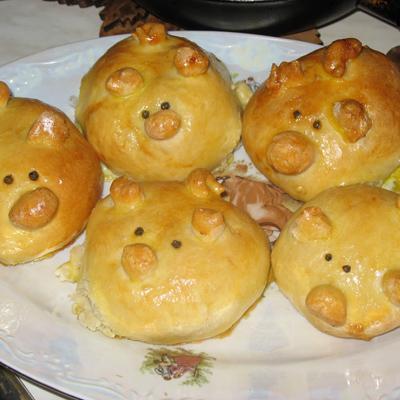 "Пирожки ""Свинки"""